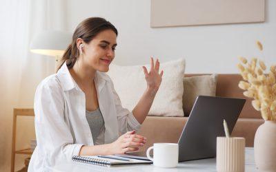 10 consejos para triunfar en las videoentrevistas de trabajo temporal