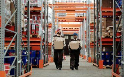 Oportunidades del sector logístico gracias al trabajo temporal