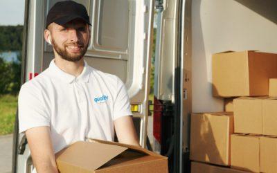 Ventajas del trabajo temporal en servicios de logística 'última milla'